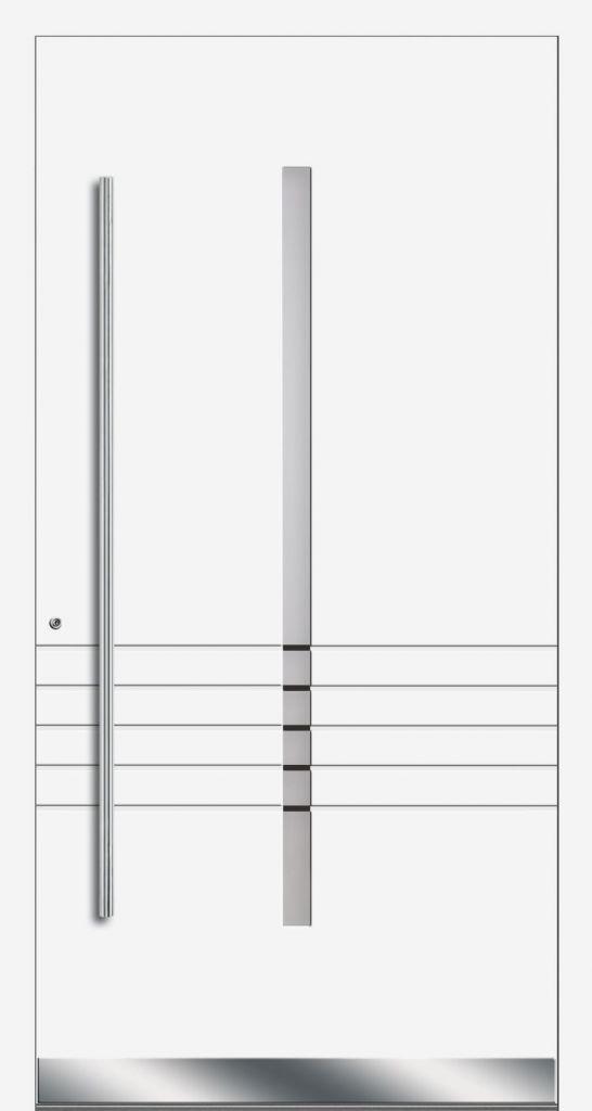 Haustüren von KLAUKE - KLAUKE Aluminium Architektur