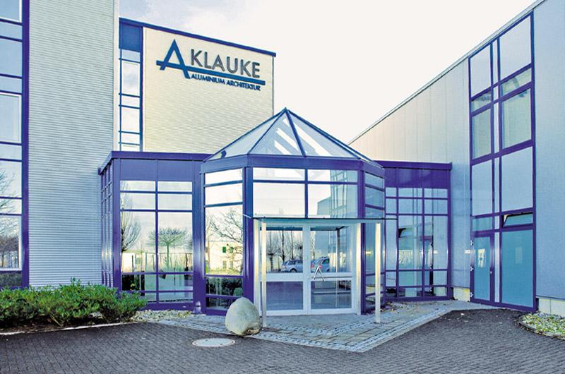 Kontakt klauke aluminium architektur for Klauke aluminium
